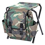 Genenic Multifunctional Foldable Camouflage Backpack Cooler...