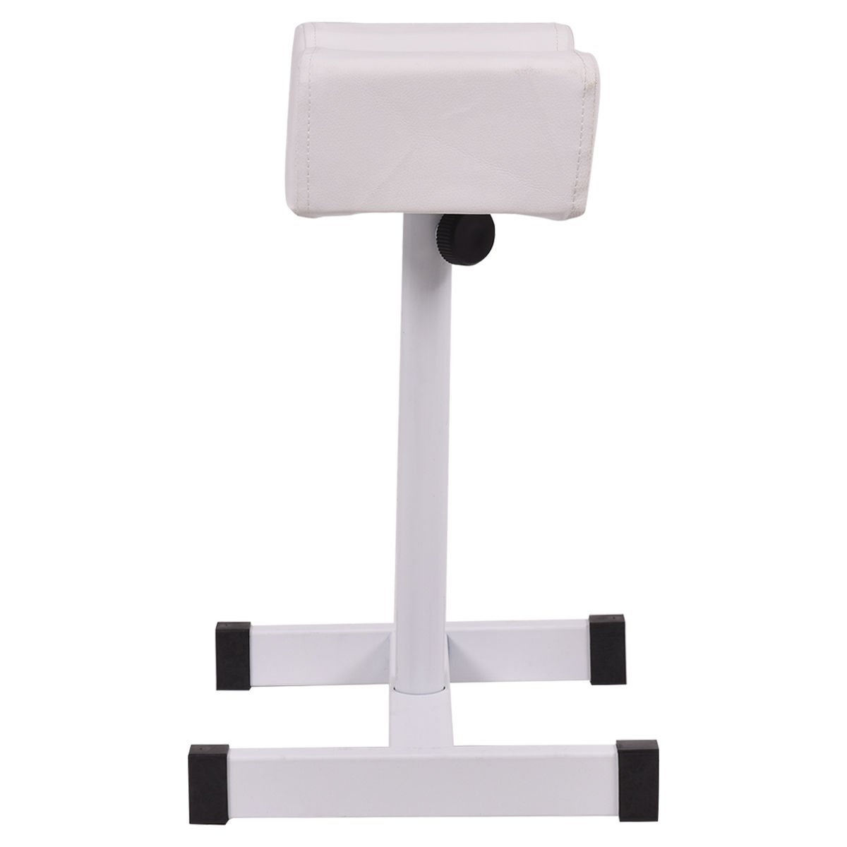 Simply Silver - Adjustable Pedicure - White Adjustable Pedicure Manicure Technician Nail Footrest Salon Spa Equipment by Simply Silver (Image #4)