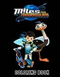 Miles from Tomorrowland: Coloring Book for Kids and Adults, This Amazing Coloring Book Will Make Your Kids Happier and Give Them Joy (Best Books for Adults and Kids 2-4 4-8 8-12+)