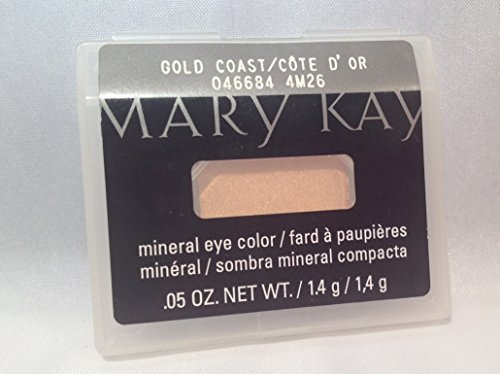 Mary Kay Mineral Eye Color - Gold Coast .05 Oz (Gold Coast) by N/A