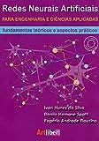 capa de Redes Neurais Artificiais Para Engenharia e Ciências Aplicadas. Fundamentos Teóricos e Aspectos Práticos