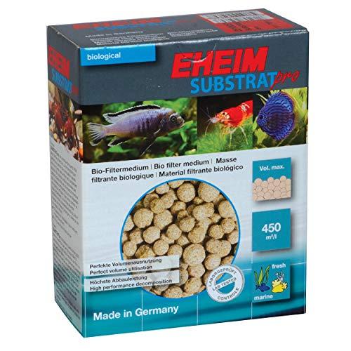 Surface Eheim (EHEIM Substrat Pro Biological Filter Media (Sintered Pearl-Shaped Glass) 1L)