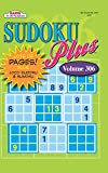 Sudoku Plus Puzzle Book-Vol.306