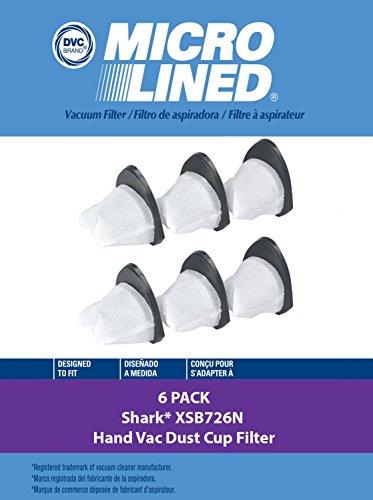 Shark Dust Cup Filter Pack | Fil...