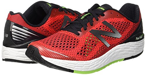 Vongo Balance Red Foam New Pour energy Fresh V2 Chaussures Energy De Hommes Lime Rouge Course zq71ncwAp