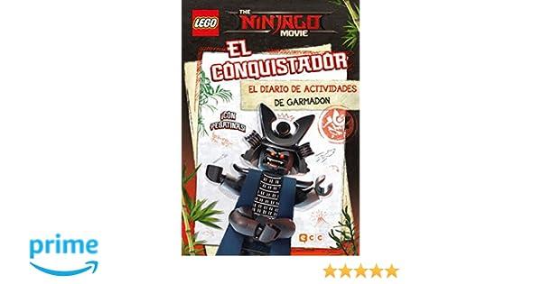 THE LEGO NINJAGO MOVIE. El conquistador. El diario de ...