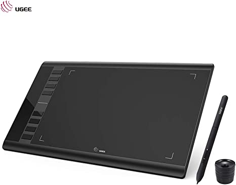 Graphics Drawing Tablet Digital Tablet Painting Board Electronic Drawing Board for Windows//XP//Vista 7//8//10 and for Mac OS 10.8 or Above