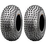 Pair of CST C829 (2ply) 21x9-8 ATV Tires (2)