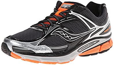 Amazon.com | Saucony Men's Stabil CS3 Running Shoe, Black
