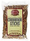 Spicy World Cinnamon Sticks 2 Pounds ~ 100 to 150 Sticks 3 Inches Length Cassia Cinnamon