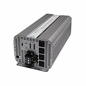 AIMS Power 8000 Watt Power Inverter 12 vDC to 120 vAC