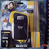 Vivitar DVR-850W 8.1MP Underwater Digital Video Camcorder (Yellow) + Deluxe DB ROTH Accessory Kit