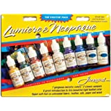 Jacquard Products Lumiere/Neopaque Pack, 9-Color
