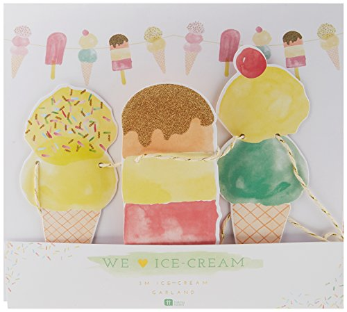 ice cream birthday invitations - 7