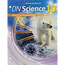 ON SCIENCE 10 EXERCISE AND HOM EWORK BOOK