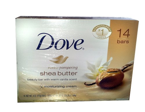 Dove Purely Pampering Vanilla Scented