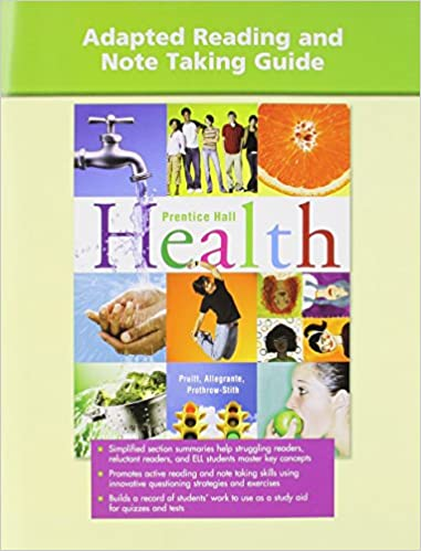 High school health adapted reading workbook 2007c prentice hall high school health adapted reading workbook 2007c 0th edition fandeluxe Images