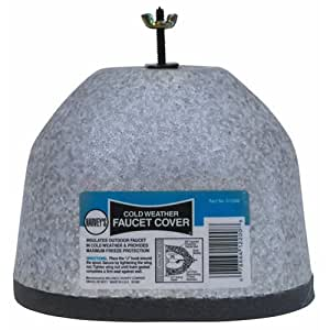 Insulated Outside Faucet Cover