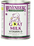 Meyenberg Whole Powdered Goat Milk, Vitamin D, 4 Ounce (Pack of 12)