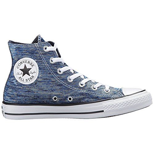 Chuck Trainers Canvas Hi Converse Womens Navy Taylor Star Midnight Barely All Volt 5xf0xwYq