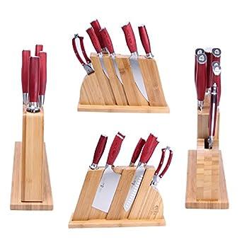 Amazon.com: TUO Cutlery TC0710R - Juego de cubiertos (8 ...