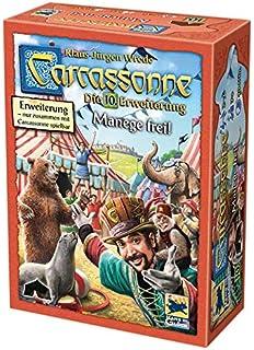 Schmidt 48217 - Mini juego Carcassonne [Importado de Alemania] , color/modelo surtido: Amazon.es: Juguetes y juegos
