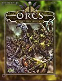 img - for Crucible : Orcs Faction Book (FAS9002) book / textbook / text book
