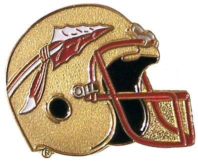 Fsu Pendant Seminoles (NCAA Florida State Seminoles Helmet Pin)