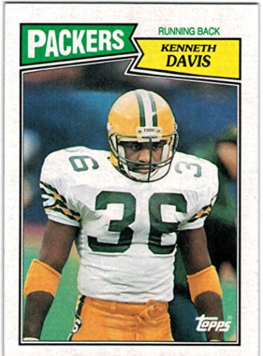 11 Cards 1987 Topps Green Bay Packers Team Set with James Lofton /& Tim Harris RC