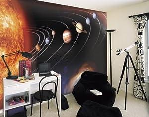 Solar System Wall Mural Part 57