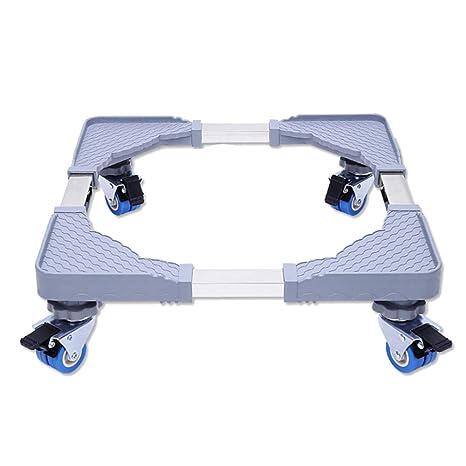 Ruedas Móvil Especial Base para Uso Doméstico Electrodomésticos Rodillos para Electrodomésticos Carro con Ruedas Base De