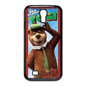 Steve-Brady Phone case Yogi Bear Protective Case For SamSung Galaxy S4 Case Pattern-8