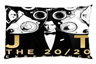 "Justin Timberlake the 20/20 Personalized Custom Zippered Pillow Case 16""x24""(one side) - Shinhwa Create"