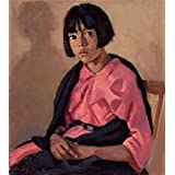 Canvas Prints Of Oil Painting ' Joseph Fleck,Rosita,about 1931 ' , 8 x 9 inch / 20 x 23 cm , High Quality Polyster Canvas Is For Gifts And Bath Room, Dining Room And Living Room Decoration, custom