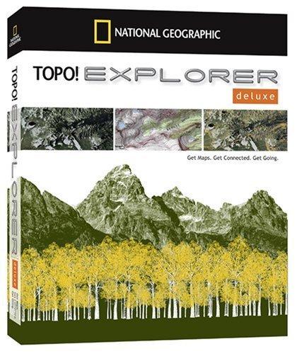 (National Geographic Magellan Topo Explorer)