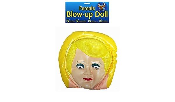 Muñeca hinchable para fiesta despedida de soltero broma accesorio ...