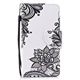 iphone 6 Plus Wallet Cas,Yaheeda [Cartoon Drawing] Premium PU Leather Card-Slots Cash-Slots & Kickstand [Anti-Scratches] [Drop Protection] for Apple iphone 6 Plus / 6S Plus 5.5 inch (Style-2)