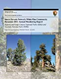Sierra Nevada Network White Pine Community Dynamics 2011 Annual Monitoring Report, D. S. Stucki and S. T. McKinney, 1493744526