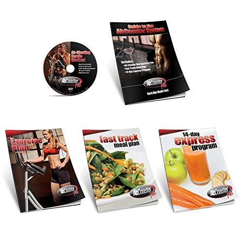 Tristar Products Inc. Ab Coaster Max - Safely & Efficiently Blast Your Whole Core with This Abdominal Training Breakthrough