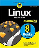 Linux All-In-One For Dummies, 6th Edition Front Cover