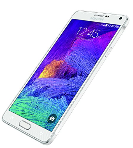 Samsung Galaxy Note 4, Frosted White 32GB (Sprint) 3 Brand: Samsung Model: Samsung Galaxy Note 4 Network: Sprint