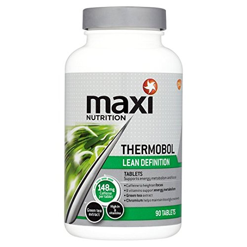 Maximuscle Thermobol 90 Capsules by MAXIMUSCLE