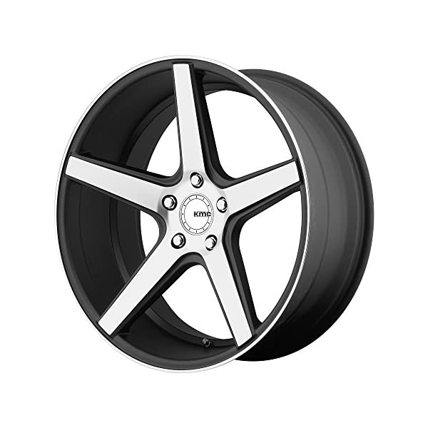 KMC-Wheels-KM685-District-Satin-Black-Wheel-With-Machined-Flanged-20x1055x1143mm-35mm-offset