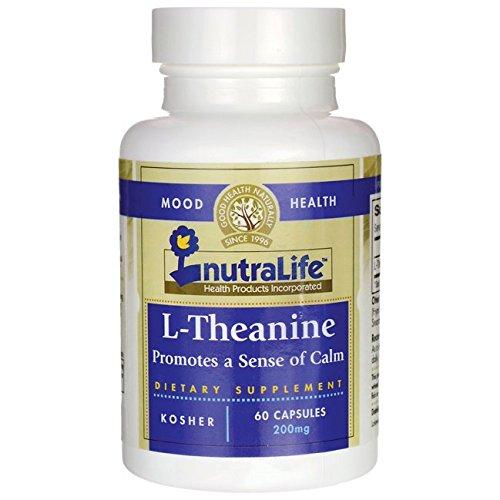 Amino Acid L-Theanine 200 Milligrams 60 Veg Capsules Review