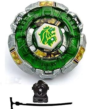 4D Spinning Top Metal Fusion Masters Lucha Doble Lanzador Niños Juguete Set