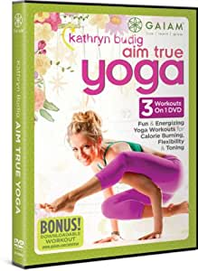 BUDIG;KATHRYN AIM TRUE YOGA [Import]
