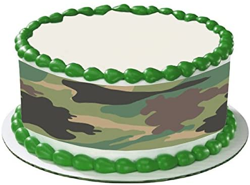Astonishing Amazon Com Camo Camouflage Army Green Tranditional Hunting Hunter Funny Birthday Cards Online Elaedamsfinfo