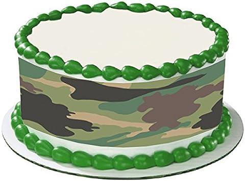 Marvelous Amazon Com Camo Camouflage Army Green Tranditional Hunting Hunter Funny Birthday Cards Online Elaedamsfinfo