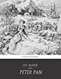 Front cover for the book Peter Pan by J. M. Barrie