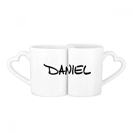 Amazon Com Special Handwriting English Name Daniel Lovers Mug